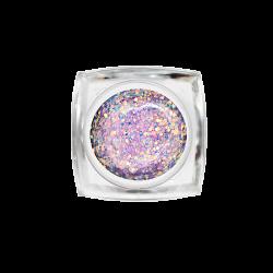 Perlas decoración tono ópalo