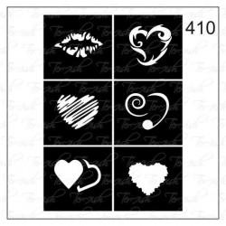 Placa stamping maxi